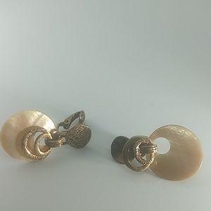 8 items for $25 clip on earrings bag 37